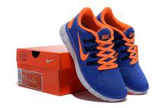 18741b68d0849 Herren Nike Free Run 5.0 Schuhe Violett Orange Jordan Shoes