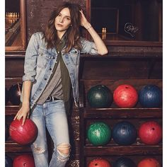 Score some of our fave looks from @currentelliott on #Shopbop and perfect your (denim) game.by Shopbop