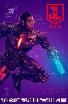 All In : Cyborg