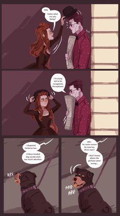 Hades' Holiday :: Part 2. Page 4 | Tapastic Comics - image 1