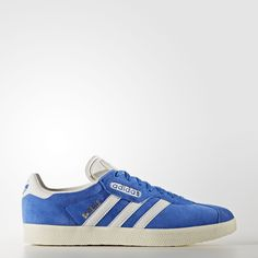 new products 2d0cf 485db adidas - Gazelle Super Shoes Gazelle Bleu, Adidas Og, Adidas Sneakers,  Adidas Gazelle