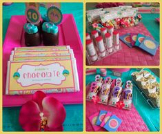 spa pamper party Birthday Party Ideas | Photo 15 of 58 | Catch My Party