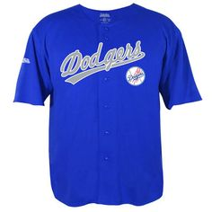 2b163e799 Men s Los Angeles Dodgers Stitches Royal Scoring Position Jersey