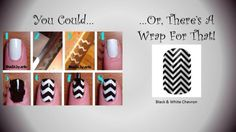 Why go through all of that to get a simple jamberry wrap look? www.nailbiz.jamberrynails.net