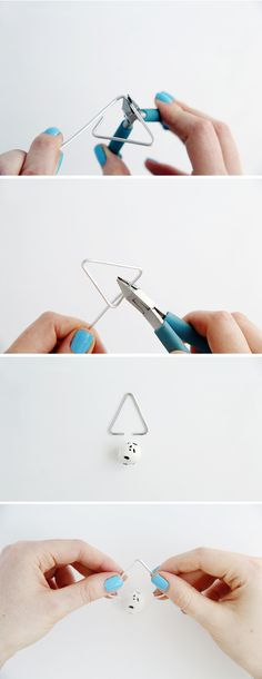 DIY Triangular Jump Ring Tutorial