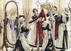 Resultado de imagen para the inquisition trinity blood Japanese Illustration, Manga Illustration, Illustrations, Trinity Blood, The Inquisition, Light Novel, Manga Comics, Beautiful Creatures, Manga Anime