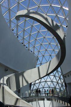 Museu Dali em St Petersburg Florida