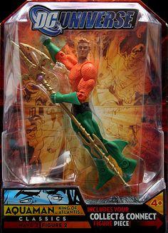 Aquaman on pinterest - Marvellegends net dcuc ...