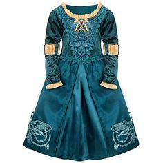Adventure Brave Merida Costume for Girls | Costumes & Costume Accessories | Disney Store