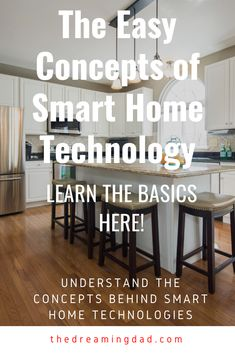 You searched for Home automation – The Dreaming Dad Smart Home Technology, Home Automation System, Home Gadgets, Time Saving, Diy Home Improvement, Home Values, Keep It Cleaner, Science Fiction, Benefit