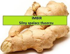 Korzeń imbiru to silny spalacz tłuszczu. Przepis na napój imbirowy
