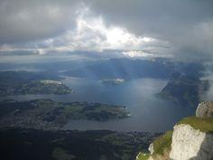 Pilatus mountain - Lucern Switzerland