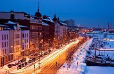 Helsinki, Finland http://topcities12.blogspot.nl/