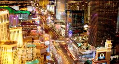 Go out for a night out on the town in the famous Sin City, #LasVegas!