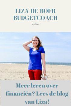 Liza is budgetcoach en heeft een blog. Leer alles over de financiën!