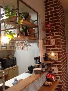 スルーな吊り戸棚ならキッチンの圧迫感を解消できる♪ | リフォーム費用・価格・料金の無料一括見積もり【リショップナビ】