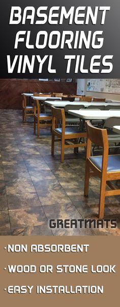 Best Basement Flooring Images On Pinterest In Foam - Best floor covering for damp basement