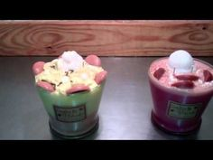 Our Love, Victoria Bakery Shoppe Candles