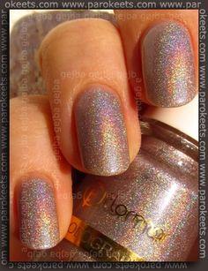Flormar Holographic polish no.804