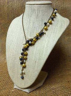 Jewel it up.. A beautiful necklace