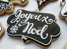 .Oh Sugar Events: Joyeux Noel with snowflake