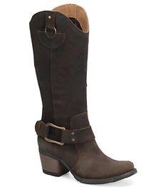 Born Loreza Western Boots | Dillard's Mobile