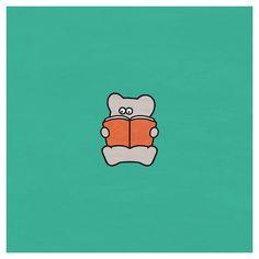 by Seiji Matsumoto Mascot Design, Kawaii, Simple Doodles, Japanese Artists, Easy Drawings, Baby Animals, Pop Art, Illustration Art, Character Design