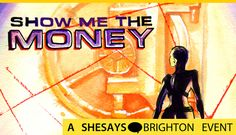 Show me the money! what's your worth? Show Me The Money, Brighton, Comic Books, Digital, Cover, Movie Posters, Blog, Comic Strips, Slipcovers