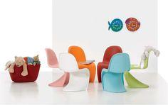 Vitra Panton Junior Kinderstuhl #Kind #Stuhl #Sessel #Kinderzimmer #Galaxus