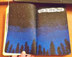 wreck this journal color this entire page ideas - Google Search
