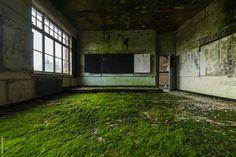 Verlaten schoolMiss Sentinelli