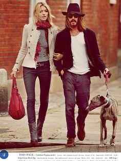 Boho couple