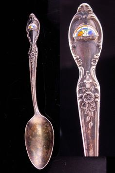 This is a neat old heirloom spoon for the International Order of Rainbow Girls. The BFCL is the International Order of Rainbow Girls ( A Masonic Auxiliary), and BFCL stands for Bible Flag Constitution Lambskin (Four symbols of the order). Sometimes a personal well thought out gift shows you took the time to care about that special person in your life. Our items are classic, sometimes unusual and vintage and sometimes a little bizarre. Whether it is a memory from their past or something that…