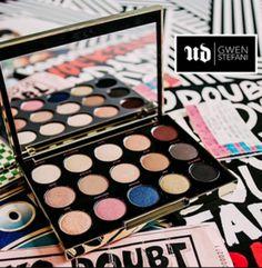 $39 (Reg $58) Urban Decay Gwen Stefani Eyeshadow Palette + 3 FREEBIES - http://freebiefresh.com/39-reg-58-urban-decay-gwen-stefani-eyeshadow-palette-3-freebies/