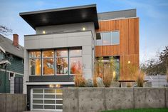 Madrona Residence | Modern Green Seattle Architects - David Foster Architects