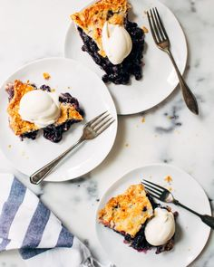 Blueberry Pie with All-Butter Pie Crust on Foodess-3