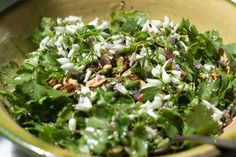 Cilantro Asparagus Salad Recipe