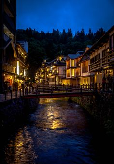 Ginzan Onsen by Michael Foo on 500px. www.mm-foo.com