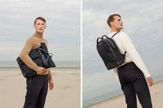 Amsterdam accessories label Atelier de l'Armée has unveiled a first look at its upcoming SS17 bag collection. Check it out here.