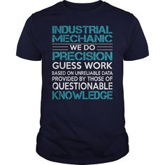 Awesome Tee For Industrial Mechanic T Shirts, Hoodies, Sweatshirts. GET ONE ==> https://www.sunfrog.com/LifeStyle/Awesome-Tee-For-Industrial-Mechanic-99838186-Navy-Blue-Guys.html?41382