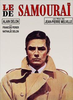 Le Samouraï, Jean-Pierre Melville.