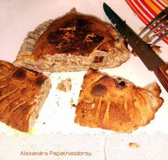 Ζύμη για πιτάκια χωρίς γλουτένη - Dairy-Free Gluten Free Pie, Dairy Free, Croissant, Steak, French Toast, Breakfast, Ethnic Recipes, Food, Pizza