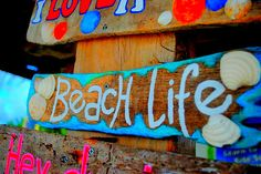 beach life = my life