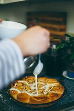 GOLDMINE JOURNAL: A Christmas Breakfast + Easy Cinnamon Rolls