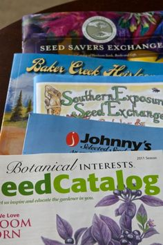 A comprehensive list of where to buy your organic, non-GMO, and heirloom seeds to start next season! Not sure how many will post to nz Organic Farming, Organic Gardening, Gardening Tips, Vegetable Gardening, Veggie Gardens, Gardening Quotes, Gardening Supplies, Garden Catalogs, Seed Catalogs