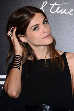 Elisa Sednaoui - Repossi Ring
