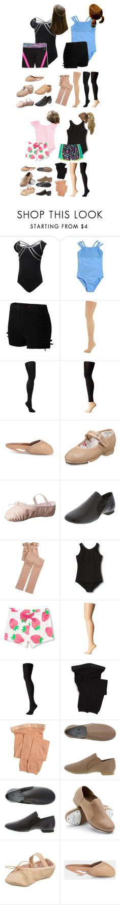 """Dance This Week"" by thesummitfam ❤ liked on Polyvore featuring Capezio, Capezio Dance, Muk Luks, Hue, Bloch Dance, Bloch, Danshuz, The Children's Place, Wolford and Falke"