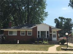 This Super Cute Brick Ranch, on tree lined street Offers: extra deep park like lot with Deck to enjoy the view, Mechanics dream garage, Insulted Walls (not ceiling) with oversized driveway in back yard. Completely renovated home in 2012: Mocha cherry kitchen cabinets, ceramic bath, electric, drywalled finished Basement with newer full bath. Large laundry and storage areas in bsmt. 2012 ROOF.  ALL Appliances are NEG. Pre-approved buyers only; NO Land Contracts or Leases. NOTICE is required…