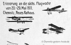 Sachsen-Flugwoche 1911