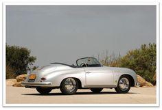 1958 Porsche 356 1600 S Speedster